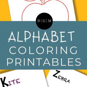 Learn the alphabet, Learn English.