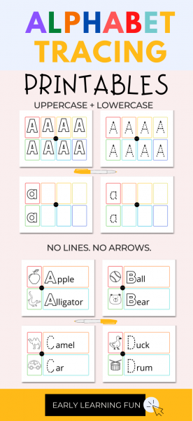 LetterTracingPrintables