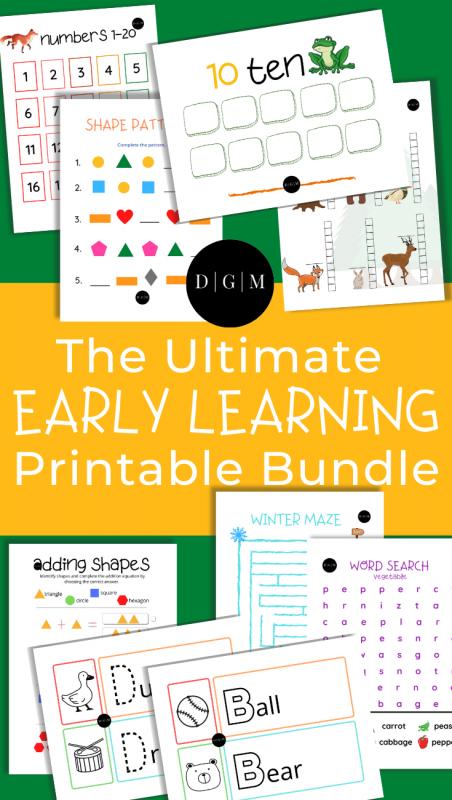 Ultimate Early Learning bundle (1)